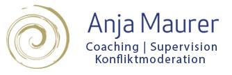 Logo Anja Maurer, Coaching, Supervision, Konfliktmoderation, Hannover